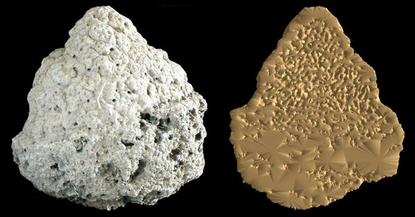 Des réseaux de micro-pores contrôlent la ventilation et régulent la température des termitières