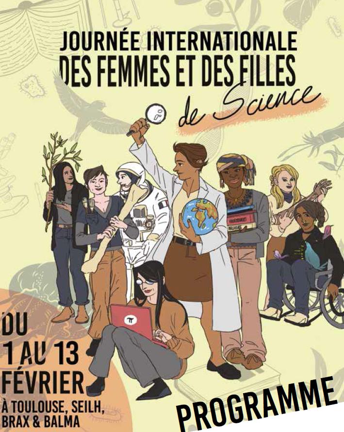 11 février, Journée internationale des femmes et filles de science